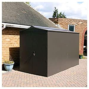Security Metal Garden Shed