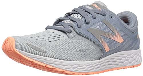 New Balance Men's Fresh Foam Zante v3 Running Shoes, Multicolour (Reflection/Rose Gold), 7.5 UK 41.5 EU