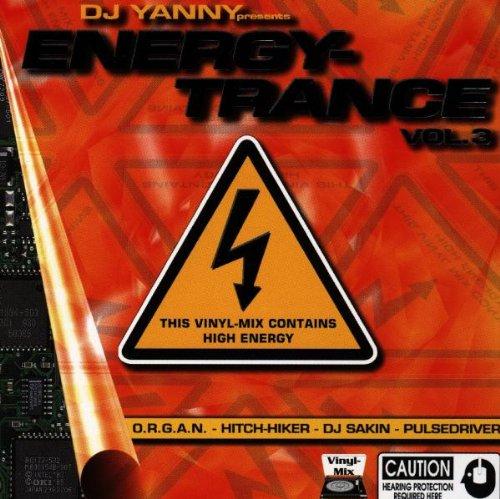 DJ Yanny Pres.Energy-Trance 3