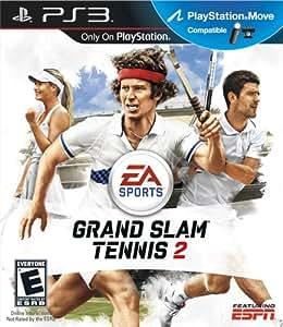 Grand Slam Tennis 2 PS3 US Version