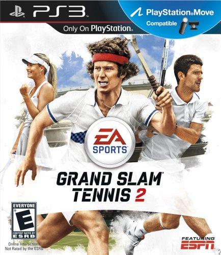 Electronic Arts Grand Slam Tennis 2, PS3 - Amazon Videogiochi