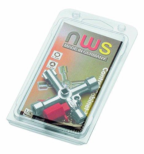 NWS 2005-1-SB - LLAVE PARA ARMARIOS DE CONTROL