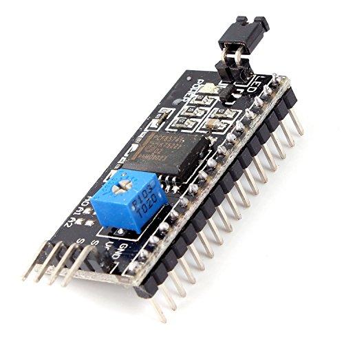 IIC/I2C/TWI/SP  I Serial Interface Board Module Für Arduino 1602LCD -