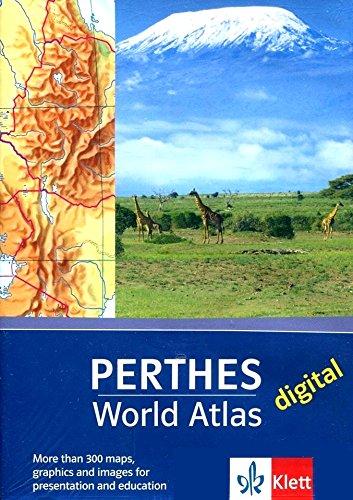 Perthes World Atlas - English Edition: Perthes World Atlas digital, Einzellizenz