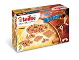 Teifoc 4090 - assorted 100 brick set - Build with real Bricks