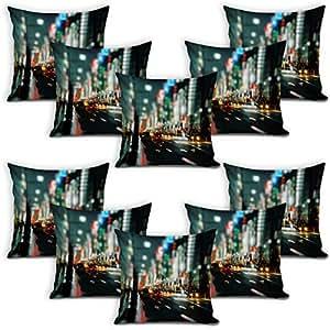 Sleep Nature's Cushion Covers Set of 10 (24x24 inch)