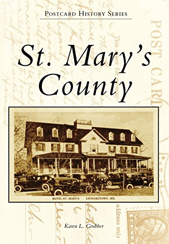 St. Mary's County (Postcard History Series) (English Edition) - Serie Grubber