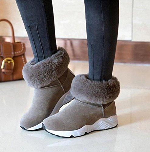 Pour De Femmes Bottes Meili Chaussures Bottes UwP5pq