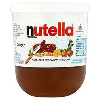 Nutella Avellanas 200g...