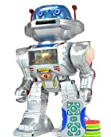 RC Remote Controlled Robot, with Sounds and Lights