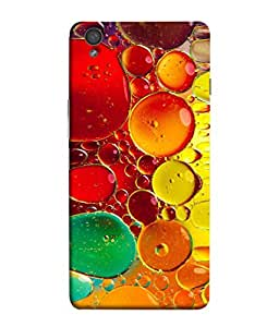 Snapdilla Designer Back Case Cover for OnePlus X :: One Plus X (Texture Illustration Background Backcase Pouch Graphics)