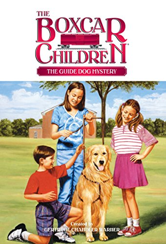 The Guide Dog Mystery (The Boxcar Children Mysteries)