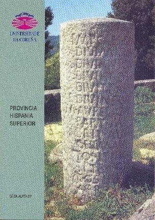 Provincia Hispania Superior (Monografías)