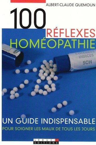 Homéopathie : Un guide indispensable pour soigner les maux de tous les jours