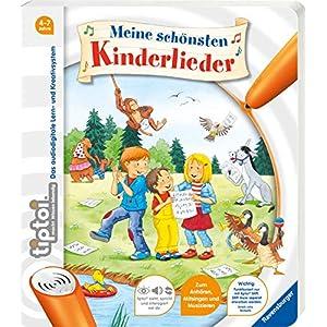 510ro t1kAL. SS300  - tiptoi® Meine schönsten Kinderlieder (tiptoi® Bilderbuch)