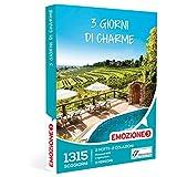 Emozione3 - Cofanetto Regalo - 3 Giorni di Charme - 1320 soggiorni in B&B e agriturismi Italiani