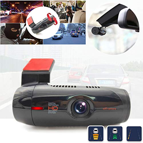 Auto dvr,TwoCC Wifi Auto 1080P HD Kameras Fahrzeug Video Recorder Mobile APP Kontrolle für Android -