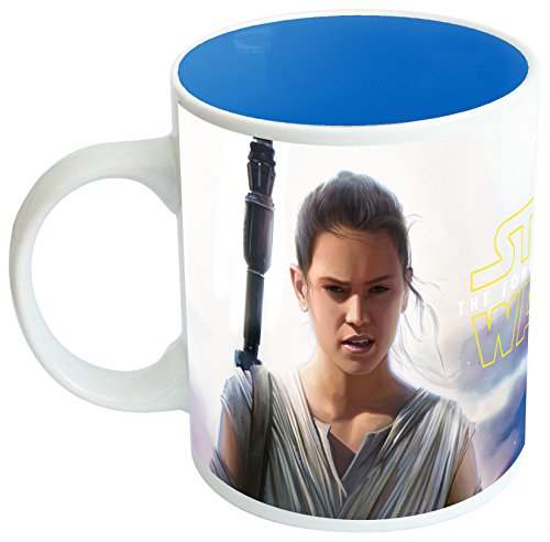 Star Wars Z874190 Tasse Rey & BB 8, Mehrfarbig