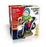 Edco 871125292690 2ass PR Solar Gnome Light - Multi-Colour