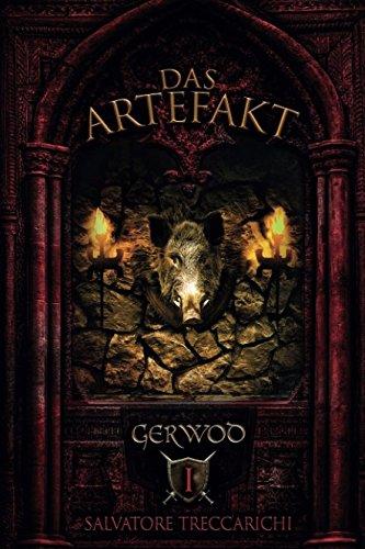 Buchseite und Rezensionen zu 'Gerwod I: Das Artefakt (Gerwod-Serie, Band 1)' von Salvatore Treccarichi