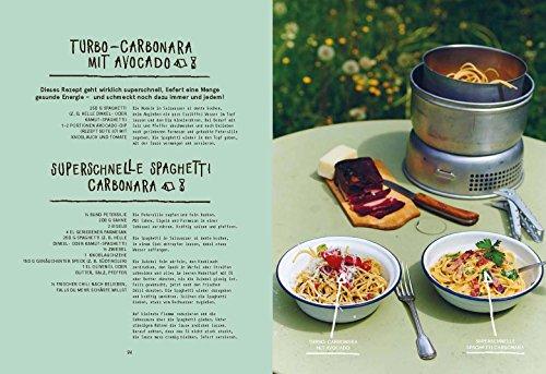 Outdoor Küche Kochbuch : The great outdoors geniale rauszeit rezepte für die