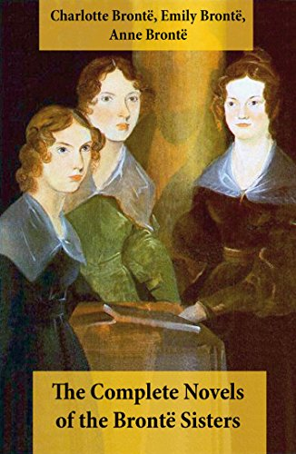 bronte sisters books list