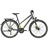 Bergamont Horizon 7.0 Damen Trekking Fahrrad grau/grün 2018: Größe: 48cm (165-170cm)