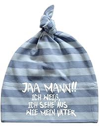 Mikalino Baby Mütze Jaa Mann!! Ich weiß, ich sehe aus wie mein Vater