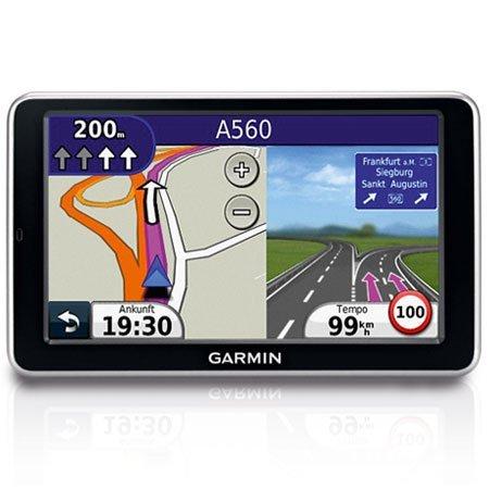 Garmin nüvi 150T Navigationsgerät (12,7 cm (5 Zoll) Touchscreen, TMC, 22-Ländern Zentraleuropa) -