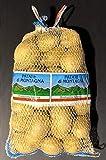 M.C.M. di Remo Mariotto 100Bolsas para Patatas KG. 10Color Beige con Lazo de Cierre y Faja Patatas de Montaña