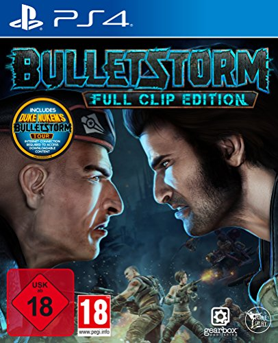 Bulletstorm Full Clip Edition  - [PlayStation 4]