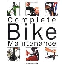 Complete Bike Maintenance Paperback ¨C August 8, 2002