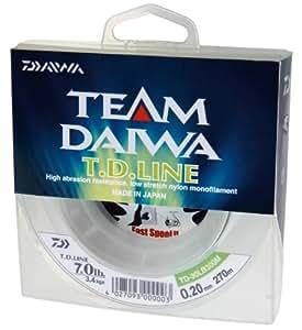 Daiwa team daiwa t.d. line 270 m x 0,20 mm-vert 3,4 kg