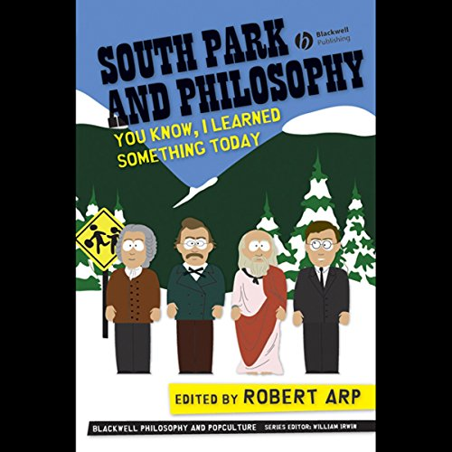 South Park and Philosophy  Audiolibri