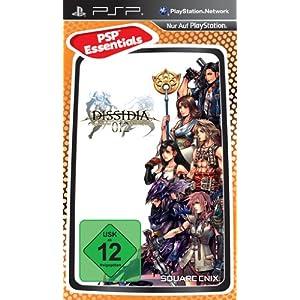 Dissidia 012 [duodecim] Final Fantasy [Essentials] – [Sony PSP]