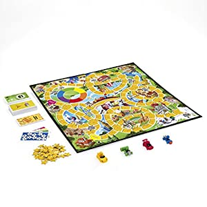 Hasbro Gaming – Clasico Game of Life Junior (B0654SC5)