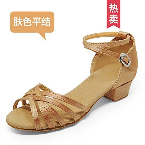 Wuyulunbi@ ballo latino sala da ballo scarpe da ballo le scarpe da ballo 802 prenolepis colore