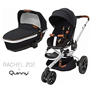 Quinny Moodd and Carrycot - Rachel Zoe Edition   10