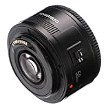 #8: Yongnuo_ EF YN 50mm F/1.8 1:1.8 Standard Prime Lens for Canon Rebel Digital Camera Works Well With 5D, 7D, 60D, 70D, T3, T3i, T5, T5i, Plus