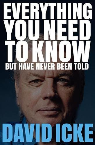 David icke books the best amazon price in savemoney david icke books everything you wanted to know but were never told fandeluxe Image collections