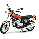 1973 Kawasaki 750 RS (Z2) [JoyCity 6059-2], Naranja, 1:12 Die Cast