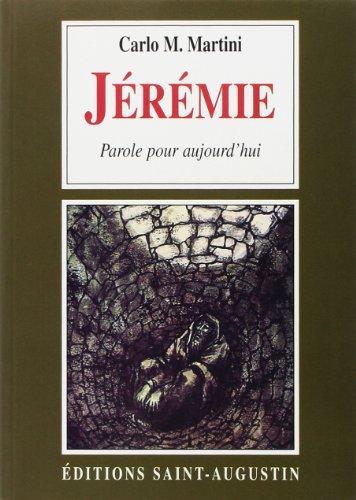 JEREMIE PAROLE POUR AUJOURD'HUI