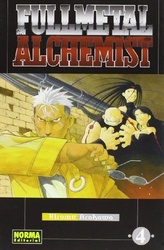 Fullmetal Alchemist 4 Cover Image