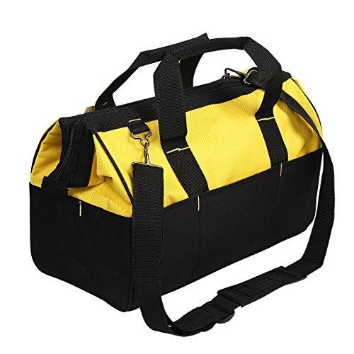 Latinaric Werkzeugtasche Aufbewahrungstaschen schlagfester Boden 600 Oxford Nylon 12' 13' 16'
