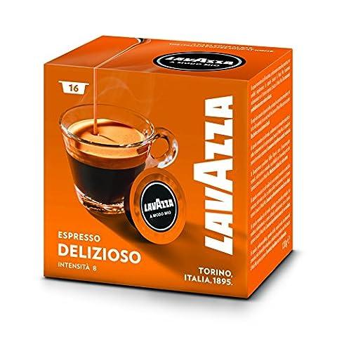 Capsules Cafe Lavazza - Lavazza A Modo Mio Café Espresso Delizioso