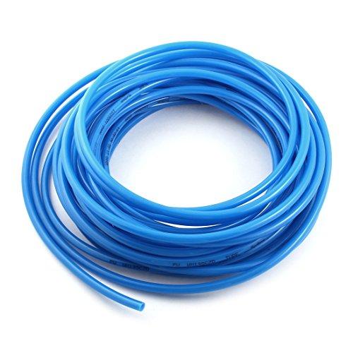 15 Meter 15,2 m Blau Polyurethan PU Luft-schläuche Schluach Rohr 8mmx5mm de
