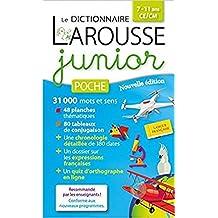 Larousse Junior poche (Dictionnaires pédagogiques)