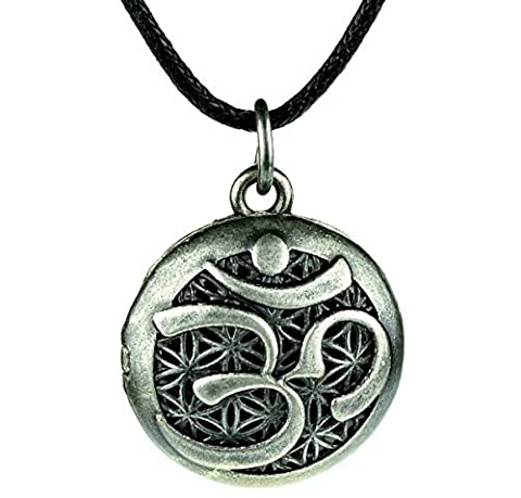 Celtic Cross Pewter Aroma Aromatherapy Essential oil Diffuser Necklace locket Pendant Jewelry by mEssentials