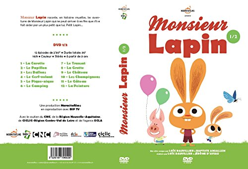 Monsieur Lapin (1) : Monsieur Lapin
