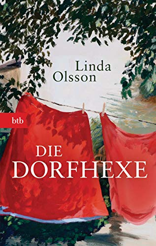 Buchseite und Rezensionen zu 'Die Dorfhexe: Roman' von Linda Olsson